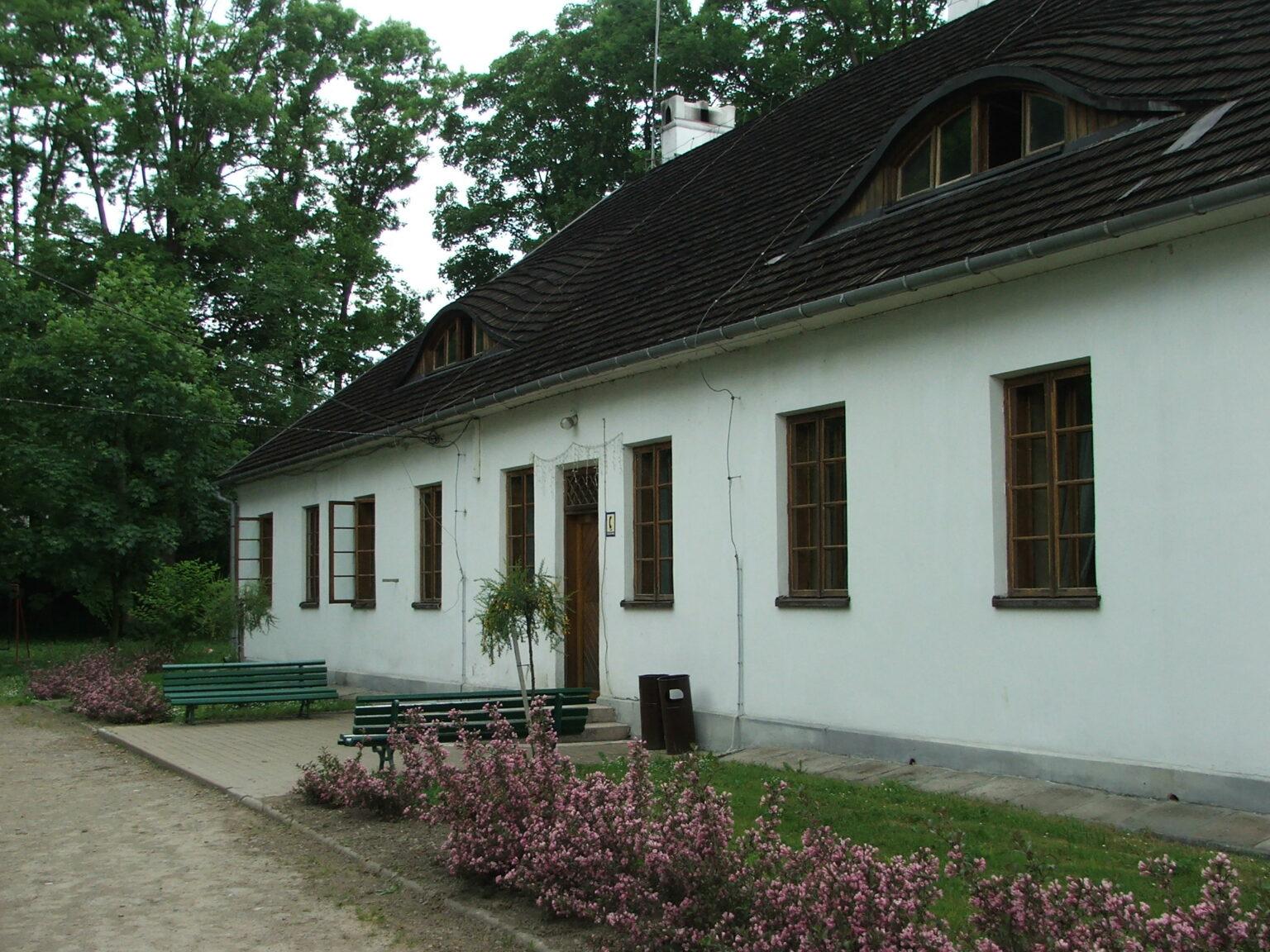 Dworek Marszałkowicza 1830 r.