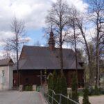 Zabytkowy kościół pw. św. Andrzeja Apostoła