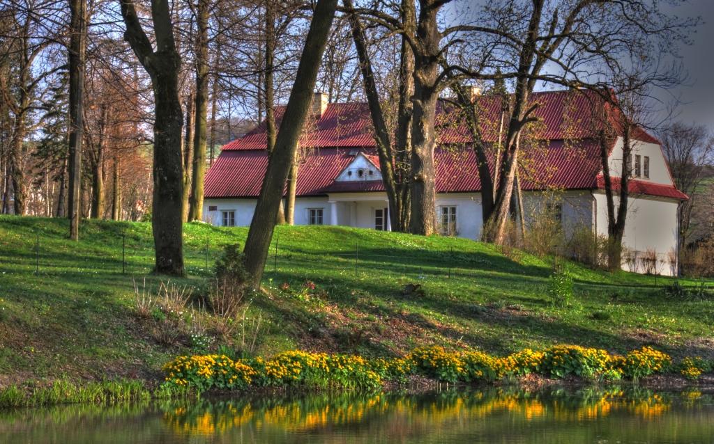 Dwór Bobrowskich