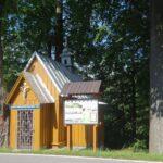 Zabytkowe kapliczki i kaplice przydrożne