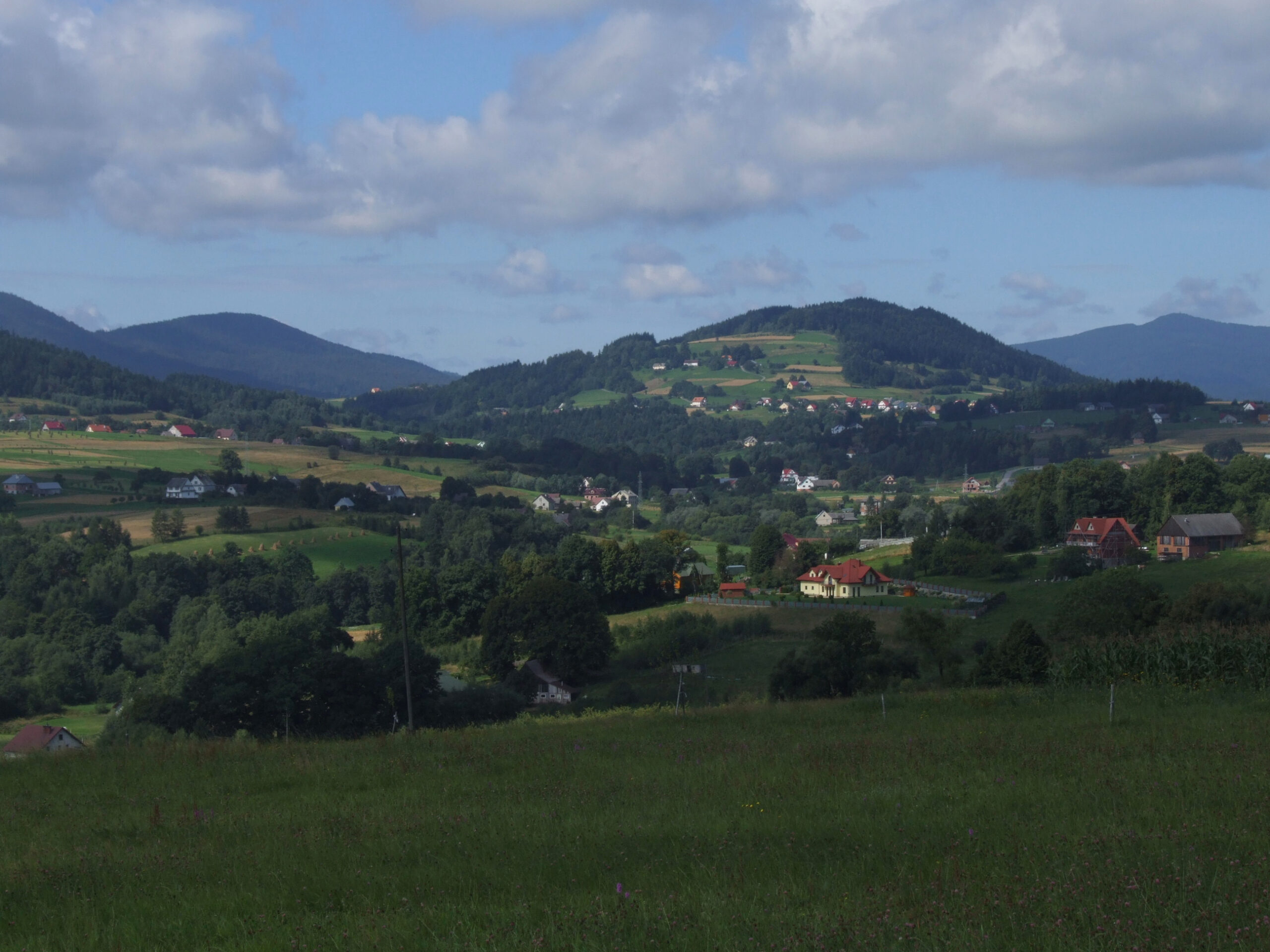 Wzgórze Golców (752 m n.p.m.)