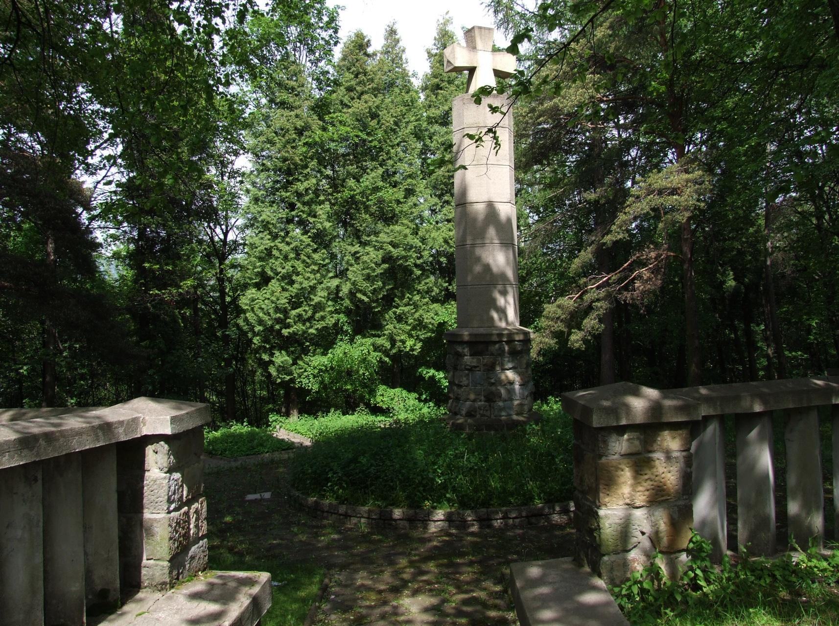 Cmentarz na Jabłońcu