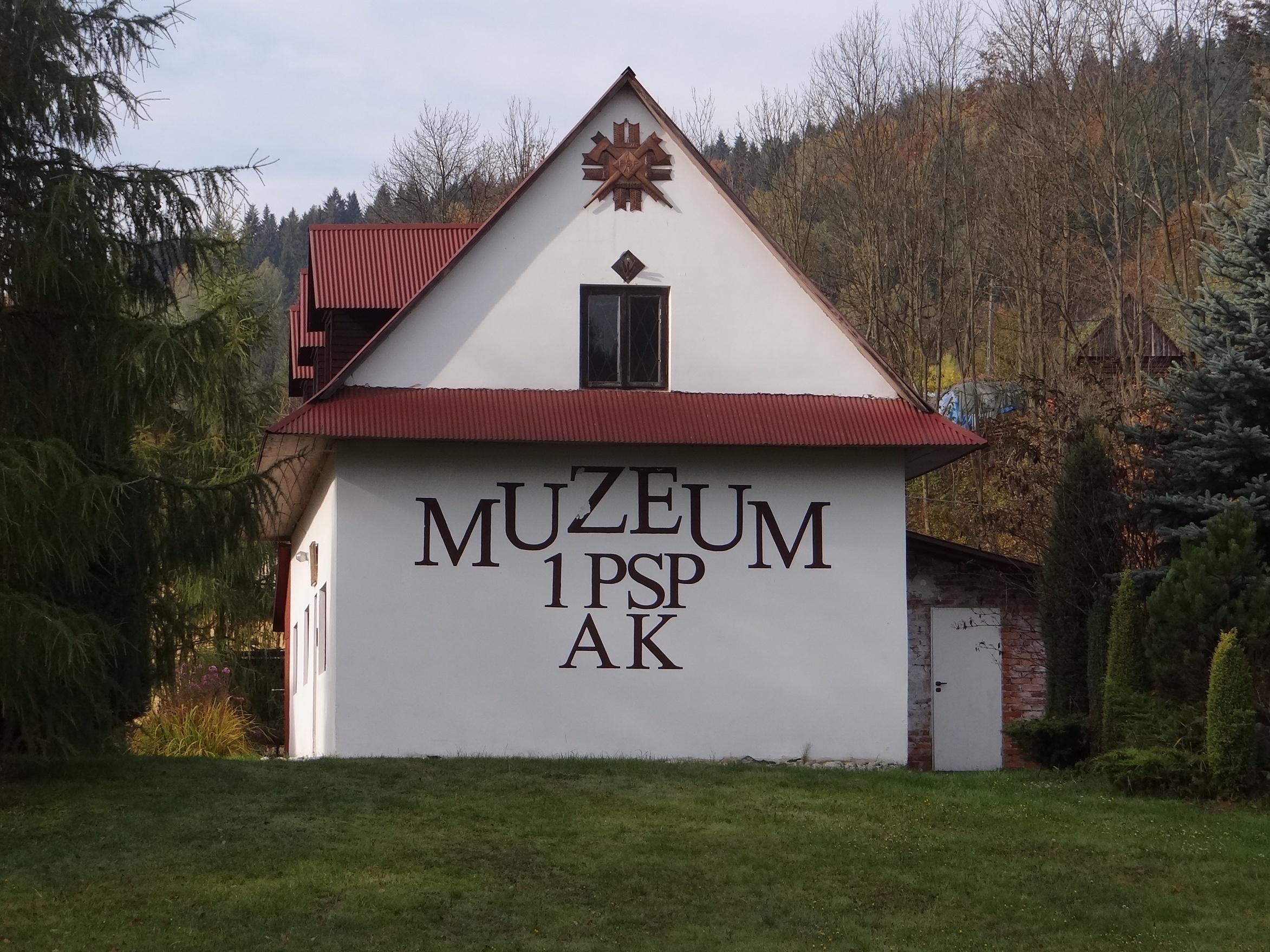 Muzeum I Pułku Strzelców Podhalańskich Armii Krajowej w Szczawie
