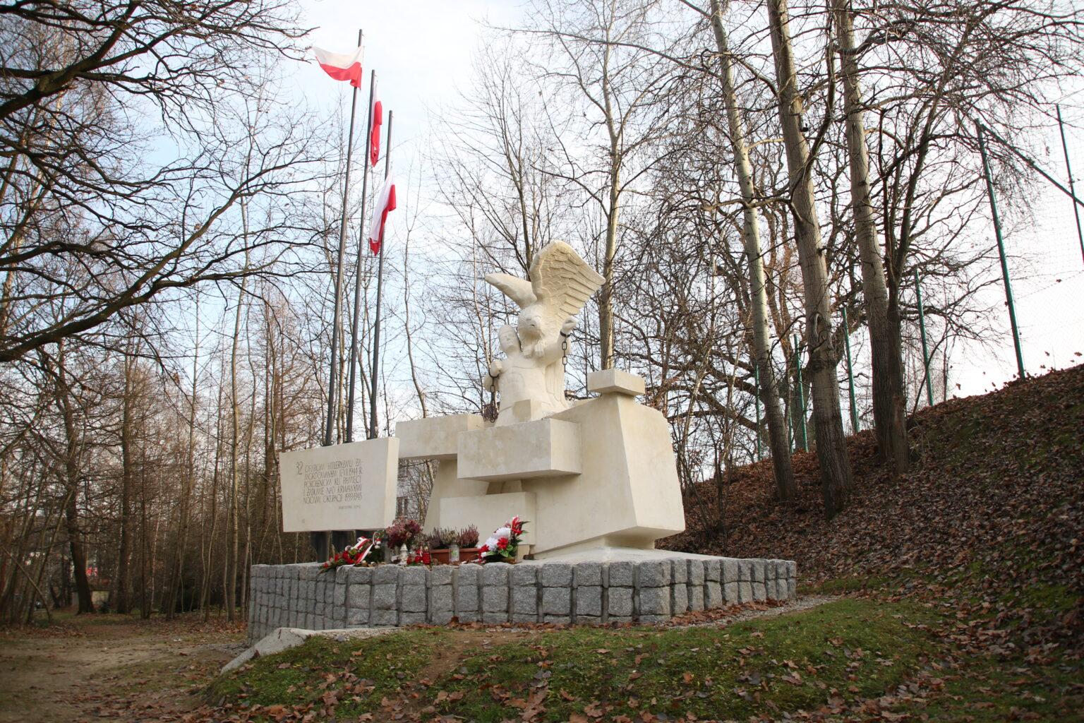 Pomnik 32 zamordowanych zakładników