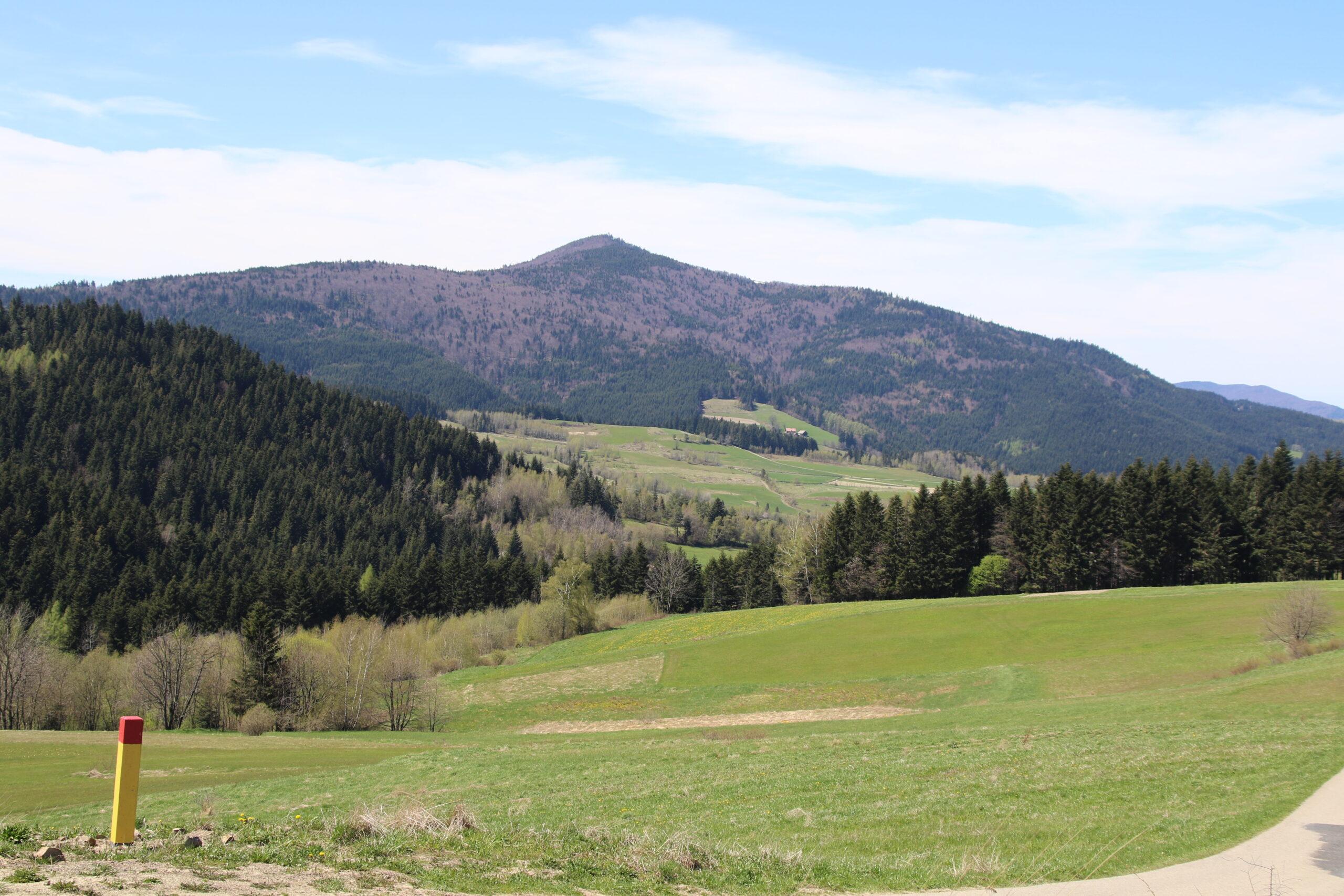 Przełęcz Słopnicka