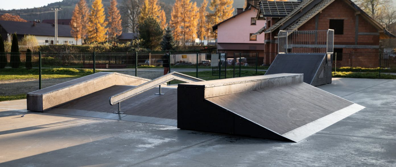 Skatepark Kamienica
