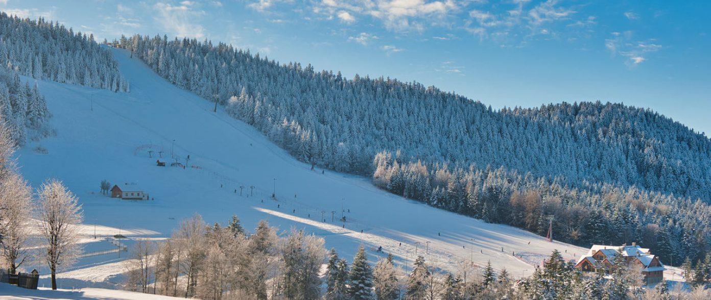 Stacja Narciarska Limanowa Ski